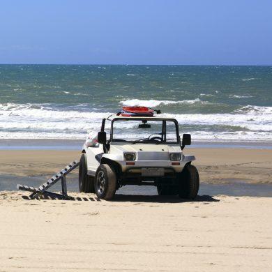 buggy plages entre Natal et Fortaleza