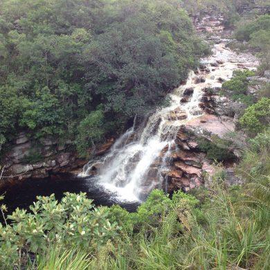 cascade région lençois Chapada Diamantina