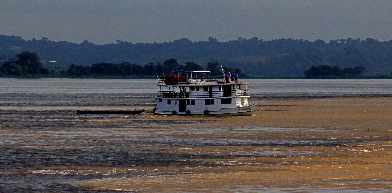 croisière RIo Negro rencontre des eaux
