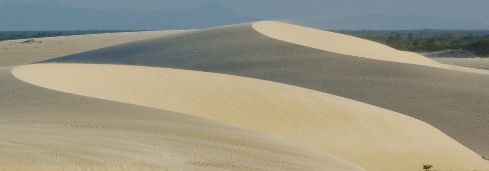 dunes environs Jericoacoara
