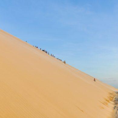 Jericoacoara luge des dunes