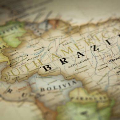 les circuits au Brésil