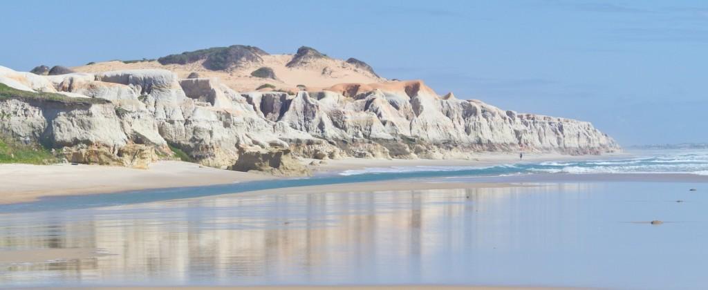 plage Nordeste Praia das Fontes
