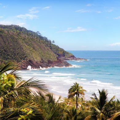 Praia Itacarezinho, itacare Bahia