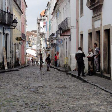 rue Joao de deus Salvador de Bahia