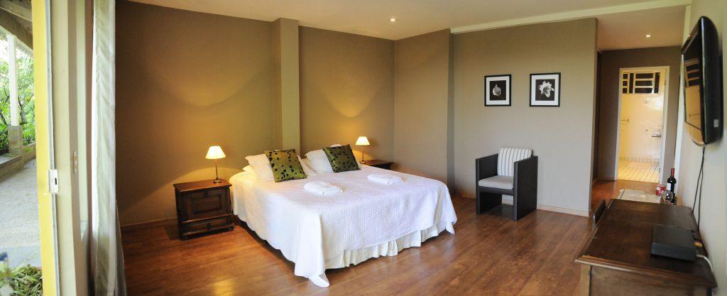 Chambre double_Hotel Altos de Santa Tereza_Rio de Janeiro