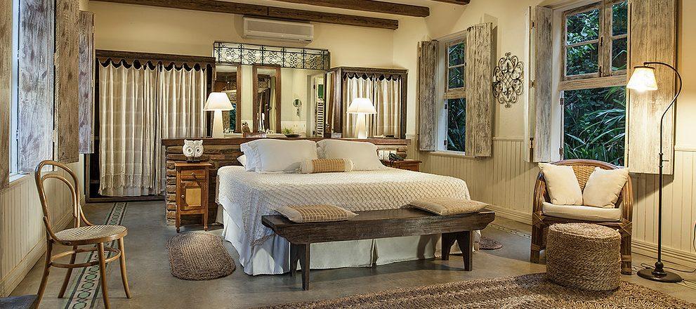 bungalow luxe Hotel Toca da Coruja Pipa