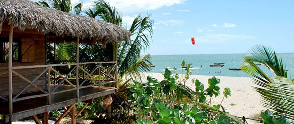 bungalow sur plage Bgk Barra Grande
