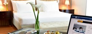 chambre double executive Hotel Pestana Rio de Janeiro
