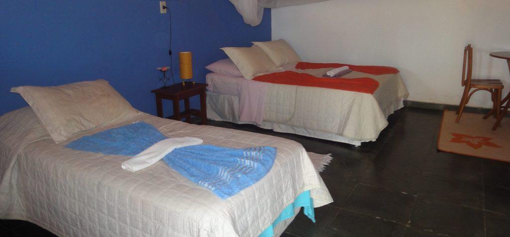 Chambre double Pousada Santa Tereza Pantanal
