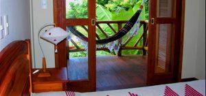chambre double pousada Tropicalia