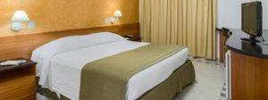 Chambre executive Hotel golden Tulip Cuiaba