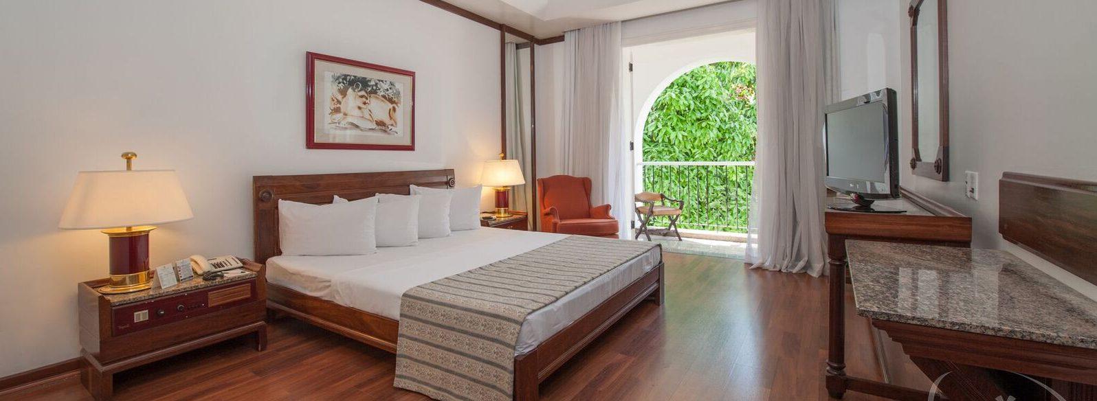 Les destinations incontournables du br sil en 9 jours 8 nuits for Chambre hotel sans fenetre