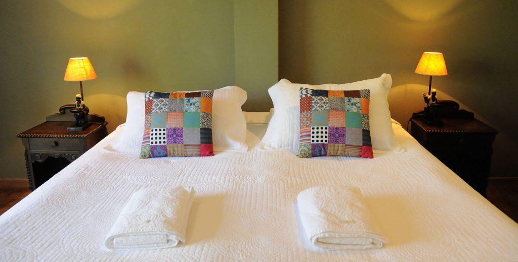 chambre lit double Altos de Santa Tereza_Barreirinhas