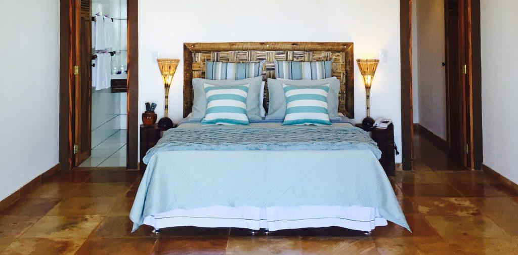 Chambre luxe hotel rede beach Guajiru