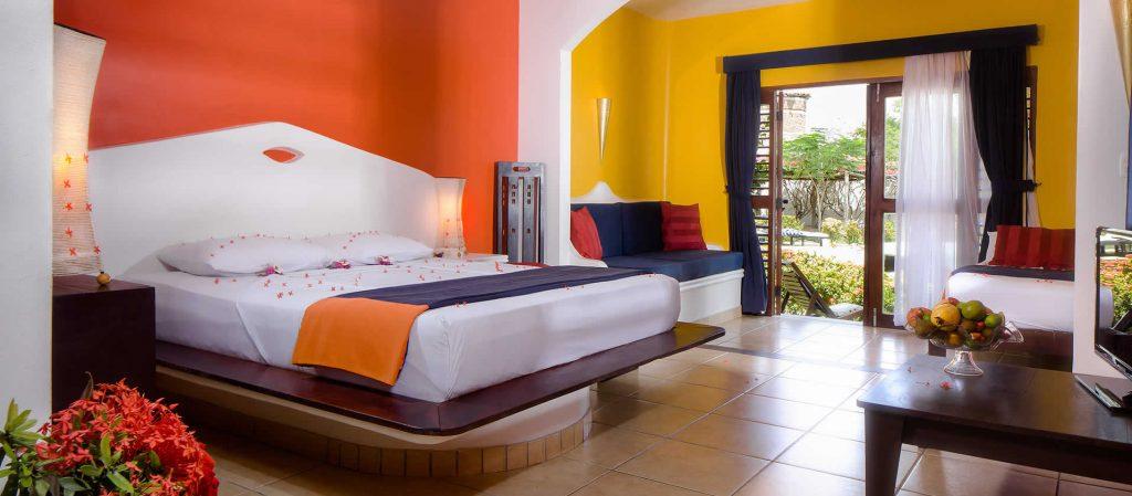 Chambre luxe Myblue hotel Jericoacoara