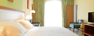 chambre luxe Pestana Hotel Sao Luis