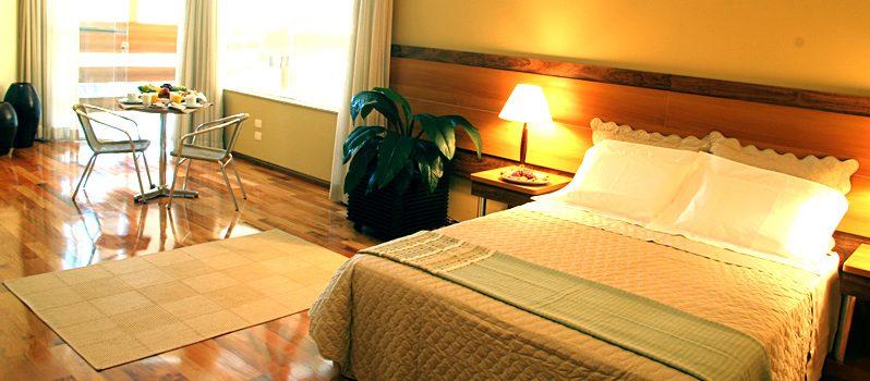 Chambre luxe Recanto cataratas Iguaçu