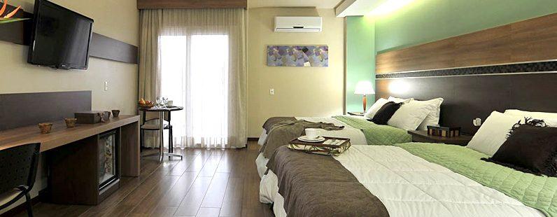 Chambre master hotel recanto das cataratas Iguaçu