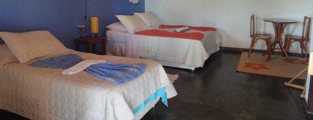 chambre triple fazenda santa teresa