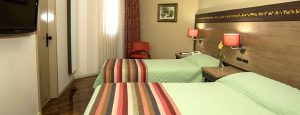 Chambre standard hotel Recanto das Cataratas guaçu