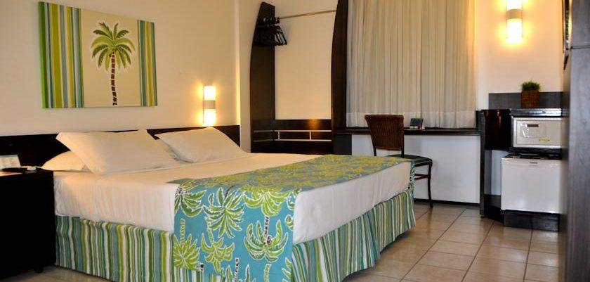 chambre standard vue mer Hotel Sonata Fortaleza