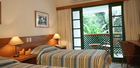 chambre superieure hotel 7 colinas Recife