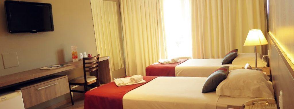 chambre twin hôtel continental inn