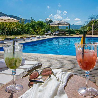 Cocktail piscine Pousada Brisa da Serra Tiradentes