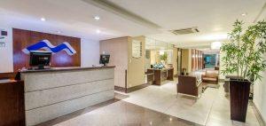 réception Hotel Saint- Paul_ Manaus
