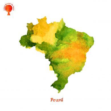 Les couleurs du Brésil