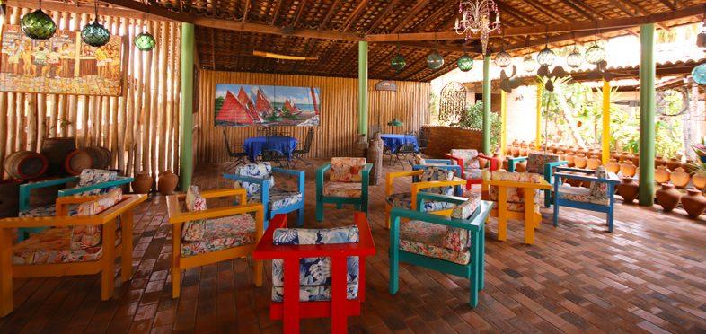 lobby porto preguicas Resort Barreirinhas