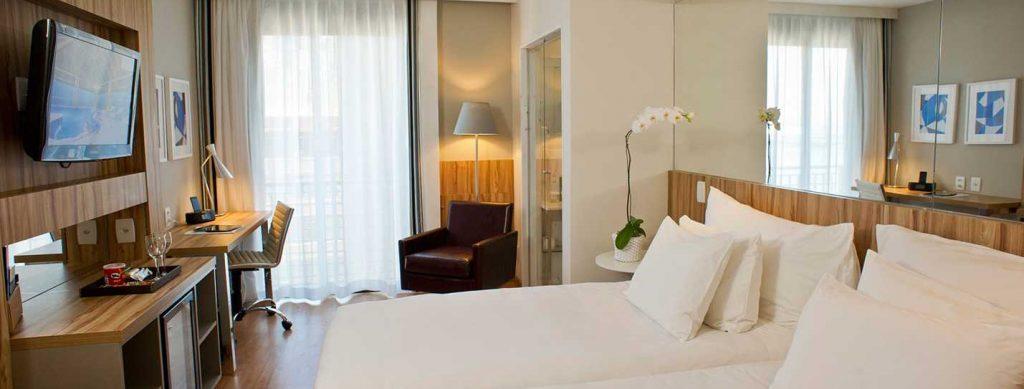 pestana rio atlantica suite luxe vue ville hotel Pestana Rio de Janeiro