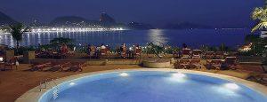 piscine hotel Sofitel Rio de Janeiro