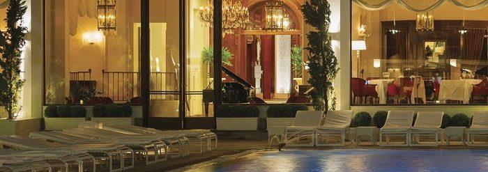 restaurant Cipriani hotel Copacabana Palace