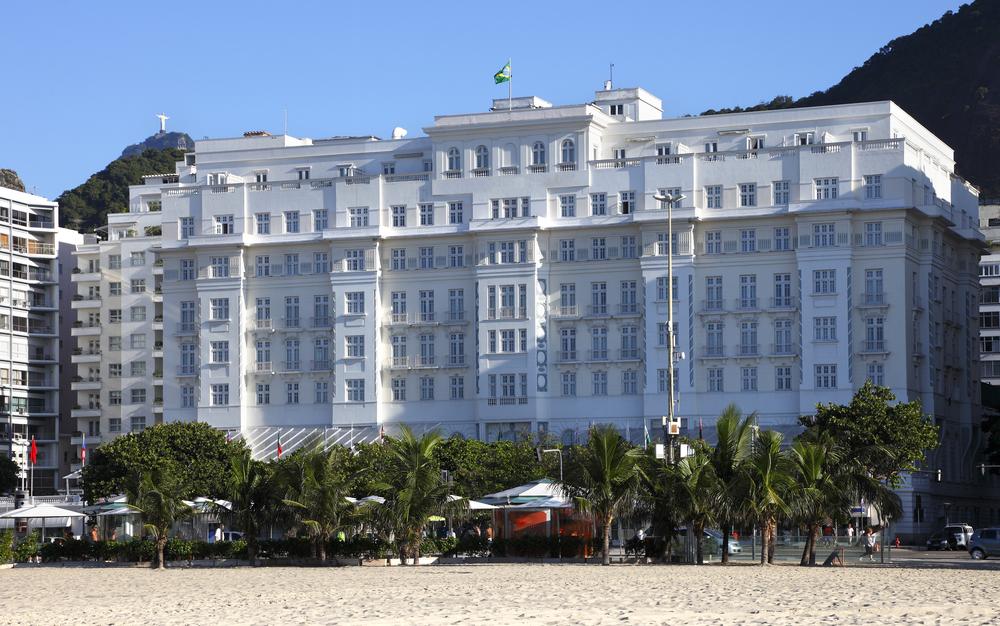 Rio de Janeiro Hotel Copacabana Palace
