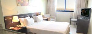 Chambre double 2 hotel Saint Paul Manaus