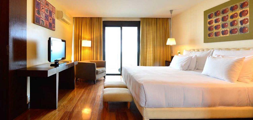 chambre deluxe Pestana Atlantica RIo de Janeiro