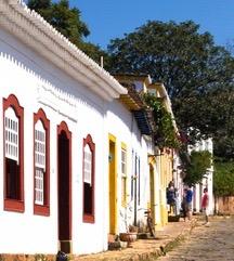 Une maison Tiradentes Minas Gerais