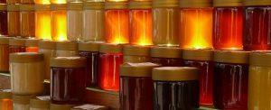 Variétés de pots de miel Brésil