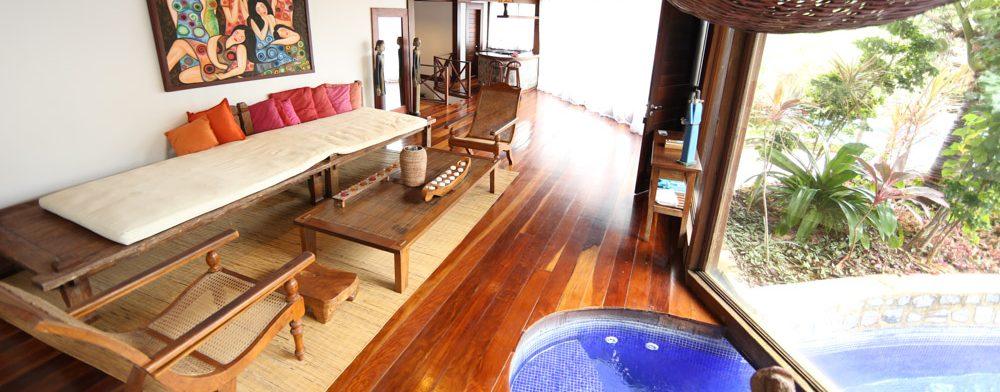 villa resort Hotel Sombra agua fresca Pipa