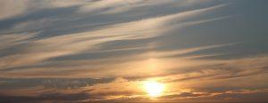 vison soleil nuages