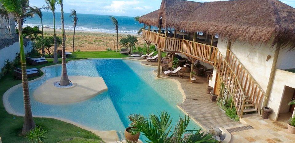 piscine hotel Hurricane Jericoacoara