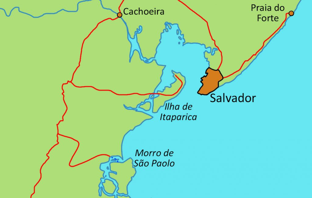 BS Bahia region Salvador