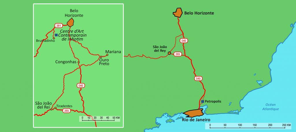 Carte-Belo-Horizonte-Rio