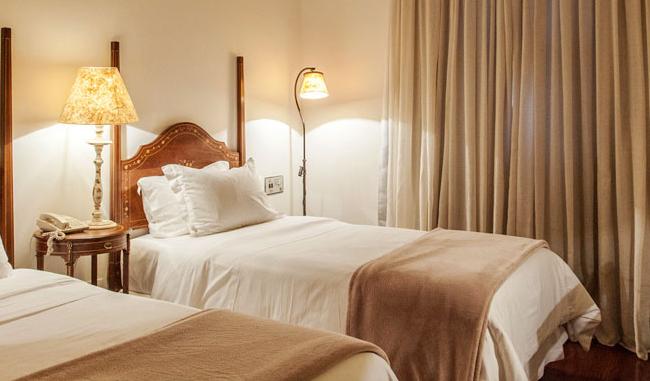 Chambre charme hotel solar do Rosario_Ouro-Preto