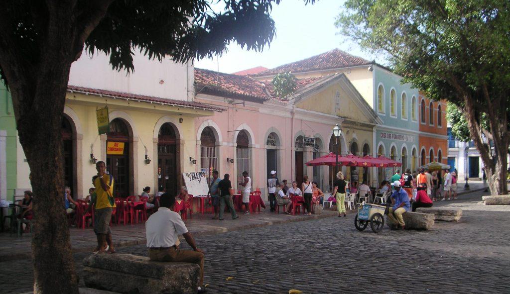 Marché de Sao Luis