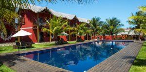 piscine hotel Long Beach Canoa Quebrada