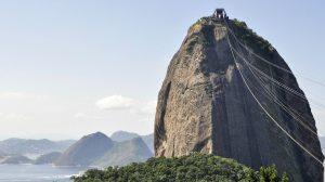 Rio de Janeiro vision téléphérique pain de sucre