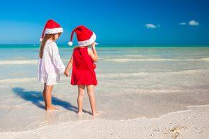 Noël à la plage bresil
